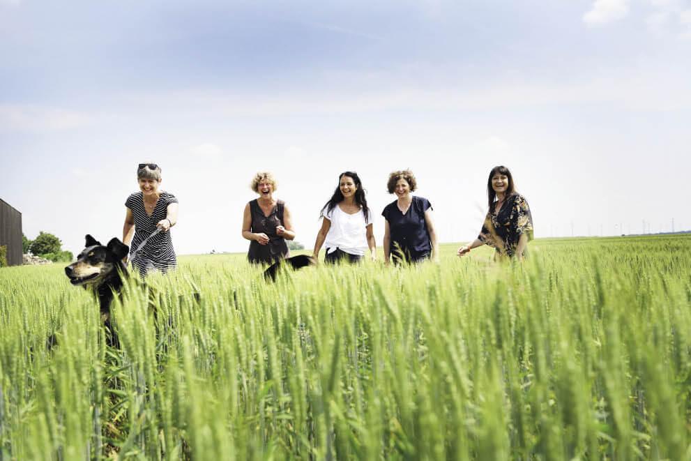 Die starken Frauen vom See