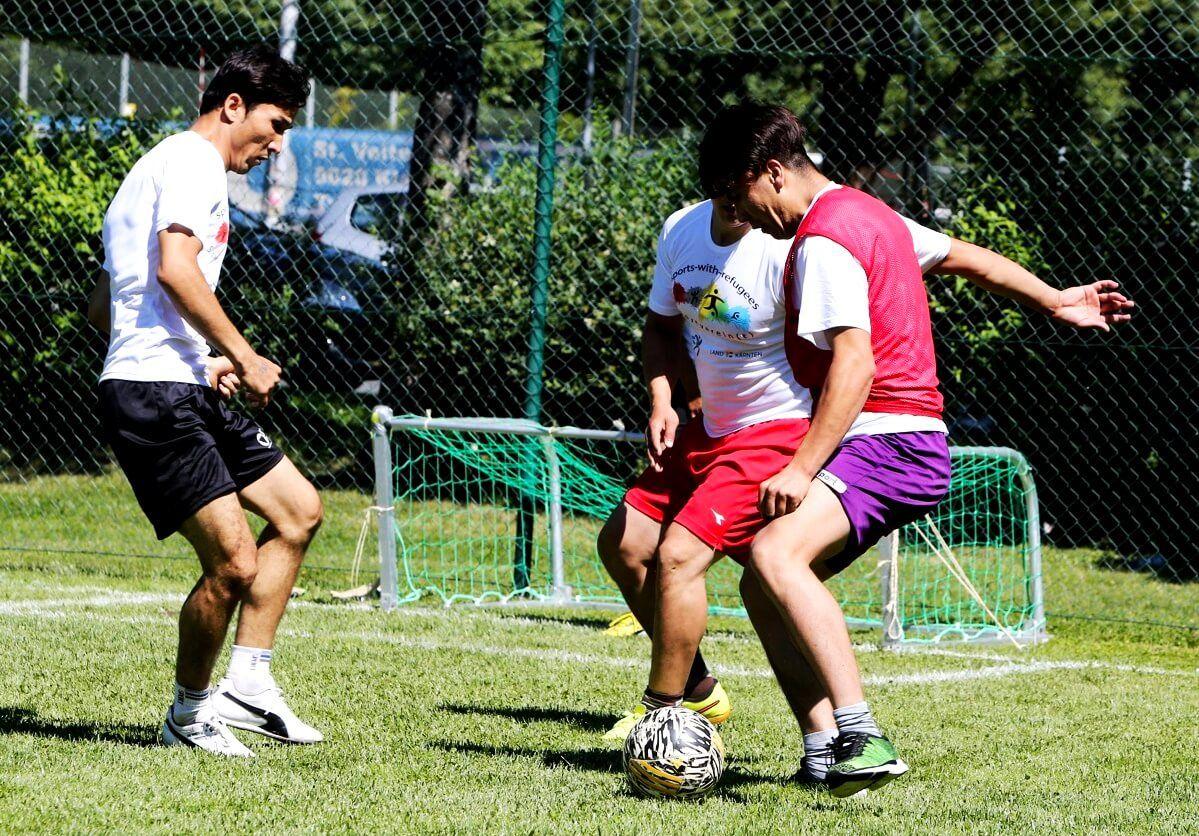 Kick it like Kärnten